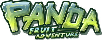 Panda. Fruit Adventure.